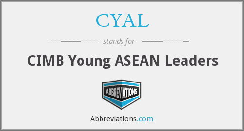What does CYAL stand for?