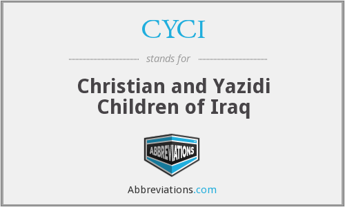 CYCI - Christian and Yazidi Children of Iraq