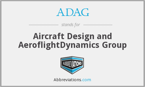 What does ADAG stand for?