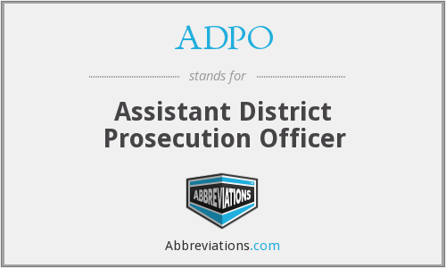 What does ADPO stand for?