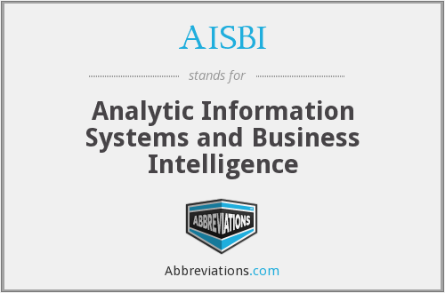 What does AISBI stand for?