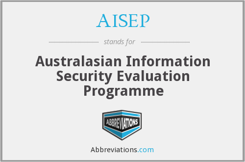 What does AISEP stand for?