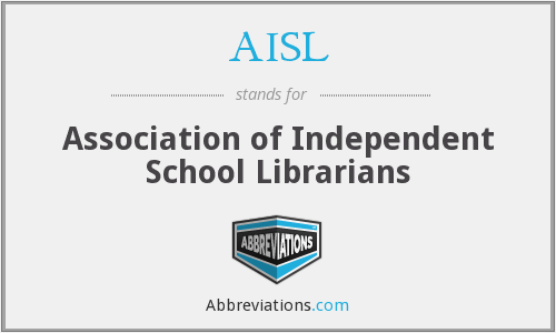 What does AISL stand for?