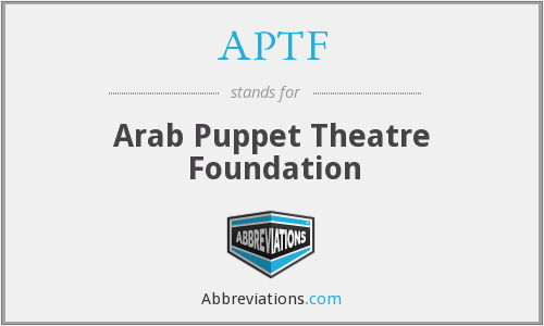 What does APTF stand for?