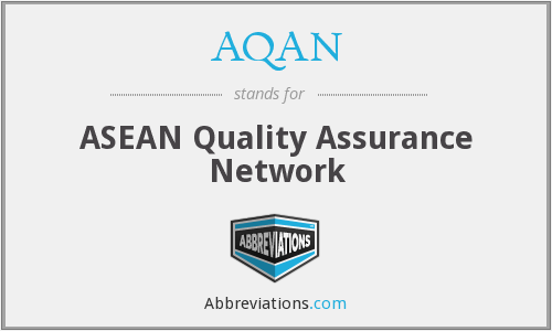 What does AQAN stand for?