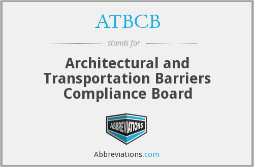 What does ATBCB stand for?