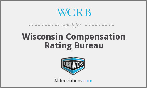 What does WCRB stand for?