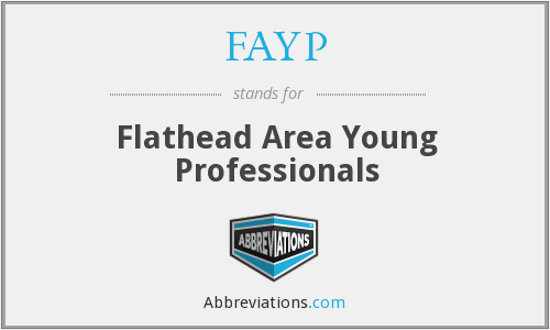 What does FAYP stand for?
