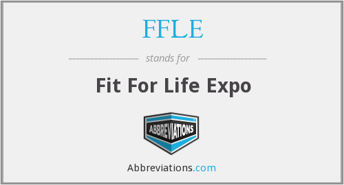 What does FFLE stand for?