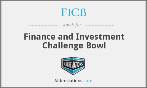 FICB - Finance and Investment Challenge Bowl