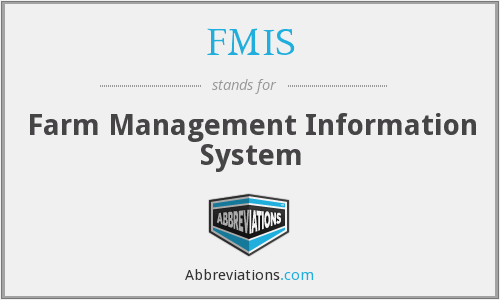 FMIS - Farm Management Information System