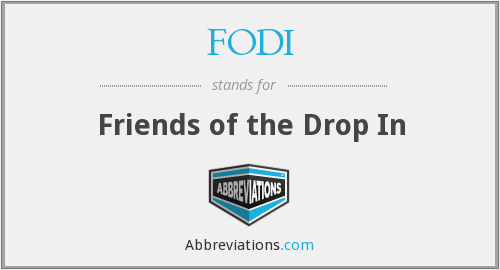 What does FODI stand for?