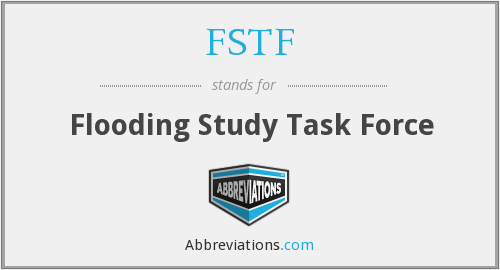 What does FSTF stand for?