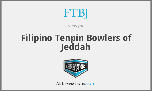 What does FTBJ stand for?