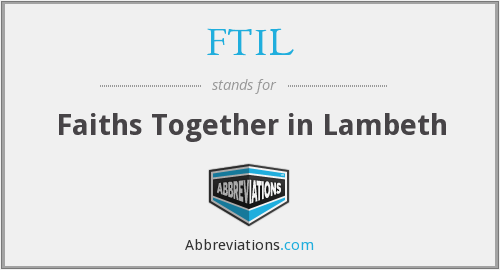 What does FTIL stand for?