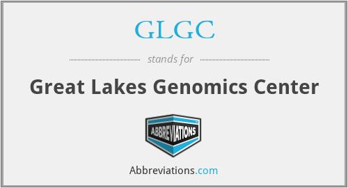 GLGC - Great Lakes Genomics Center