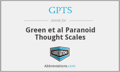 What does GPTS stand for?