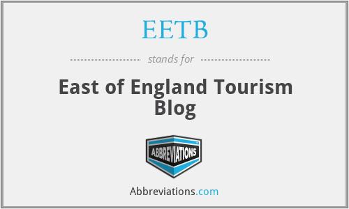 EETB - East of England Tourism Blog