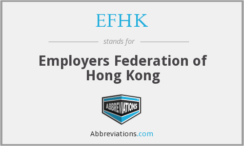 What does EFHK stand for?