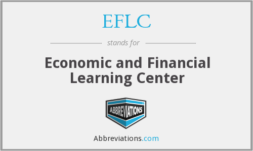 EFLC - Economic and Financial Learning Center