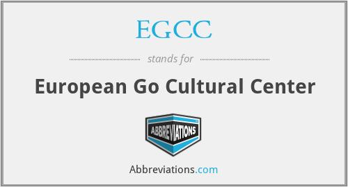 EGCC - European Go Cultural Center