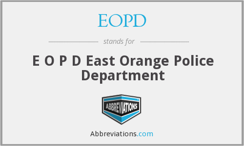 What does EOPD stand for?
