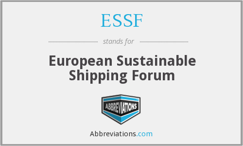 What does ESSF stand for?