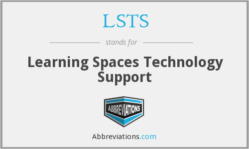 What does LSTS stand for?