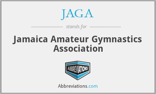 JAGA - Jamaica Amateur Gymnastics Association