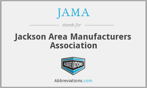 What does JAMA stand for?