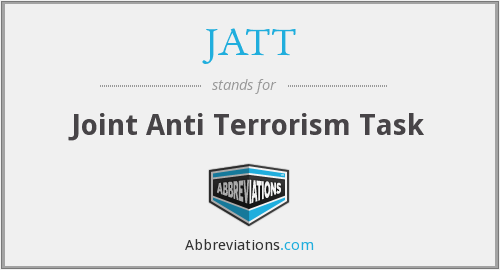 What does JATT stand for?
