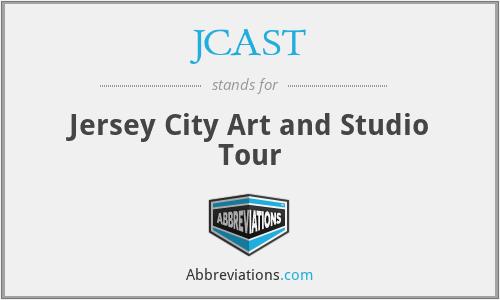 JCAST - Jersey City Art and Studio Tour