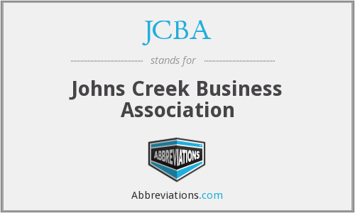 JCBA - Johns Creek Business Association