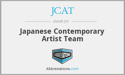 JCAT - Japanese Contemporary Artist Team