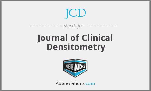What does JCD stand for?