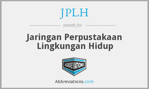 What does JPLH stand for?