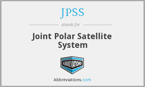 What does JPSS stand for?