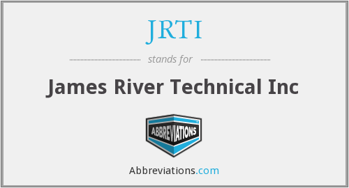 What does JRTI stand for?