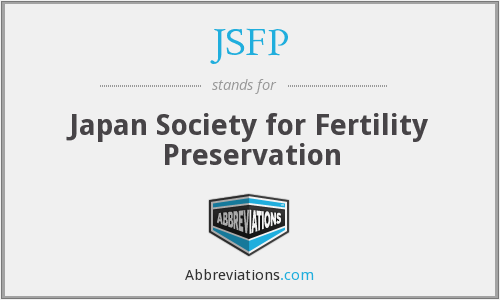 What does JSFP stand for?