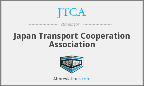What does JTCA stand for?
