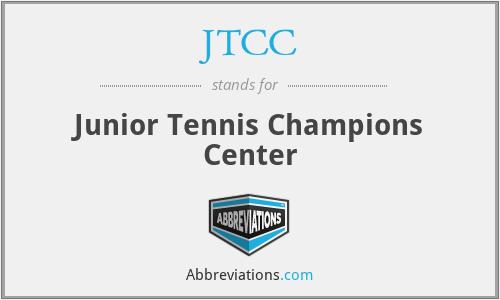 JTCC - Junior Tennis Champions Center
