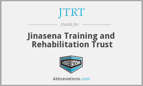What does JTRT stand for?
