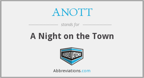 What does ANOTT stand for?