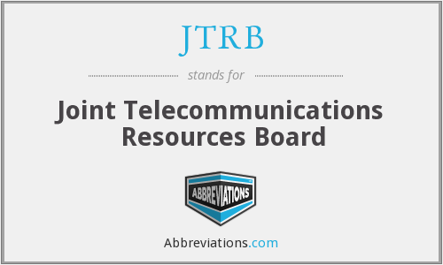 What does JTRB stand for?