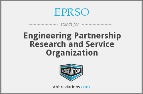 What does EPRSO stand for?