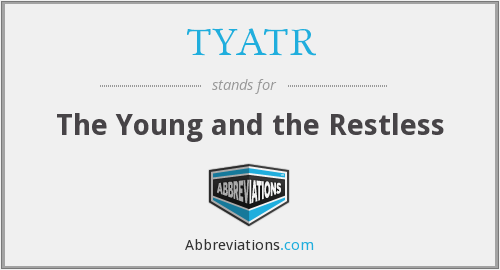 What does TYATR stand for?