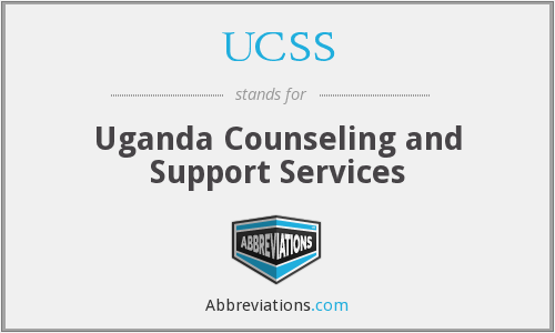 What does UCSS stand for?