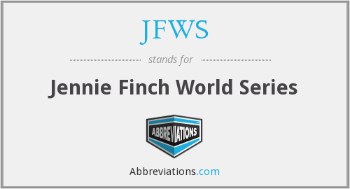 What does JFWS stand for?