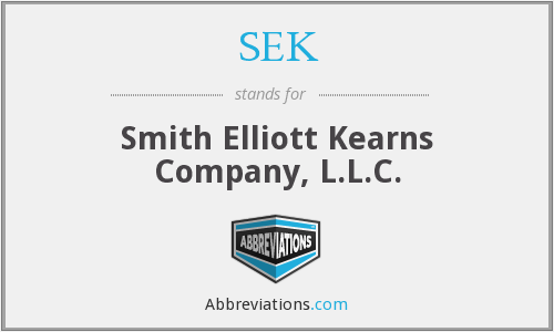 SEK - Smith Elliott Kearns Company, LLC