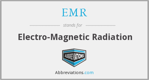EMR - Electromagnetic Radiation